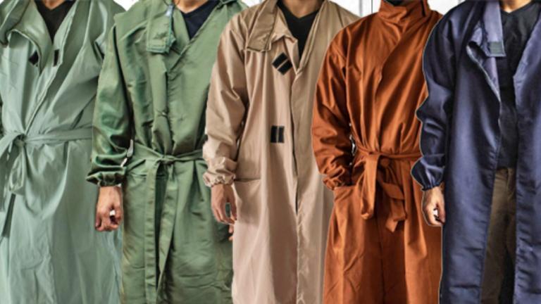 Jacinto & Lirio Kimono PPE Suits