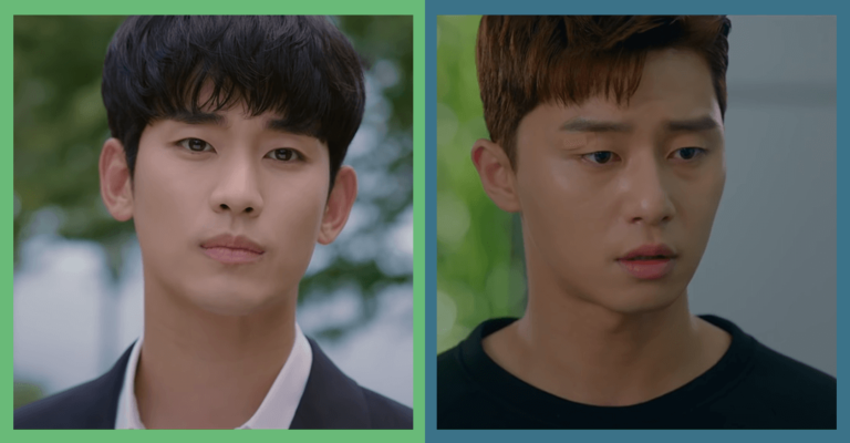 K-Drama Male Leads: Kim Soo Hyun and Park Seo Joon