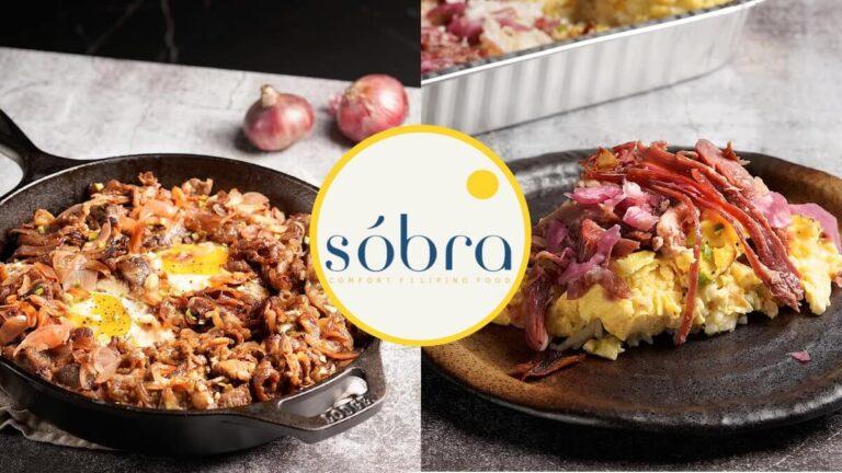 Sobra Filipino Comfort Food