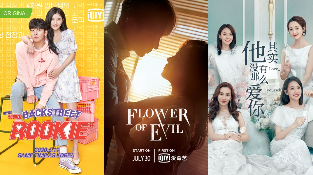 Check Out the Star-Studded Lineup of Content Streaming on iQIYI This September