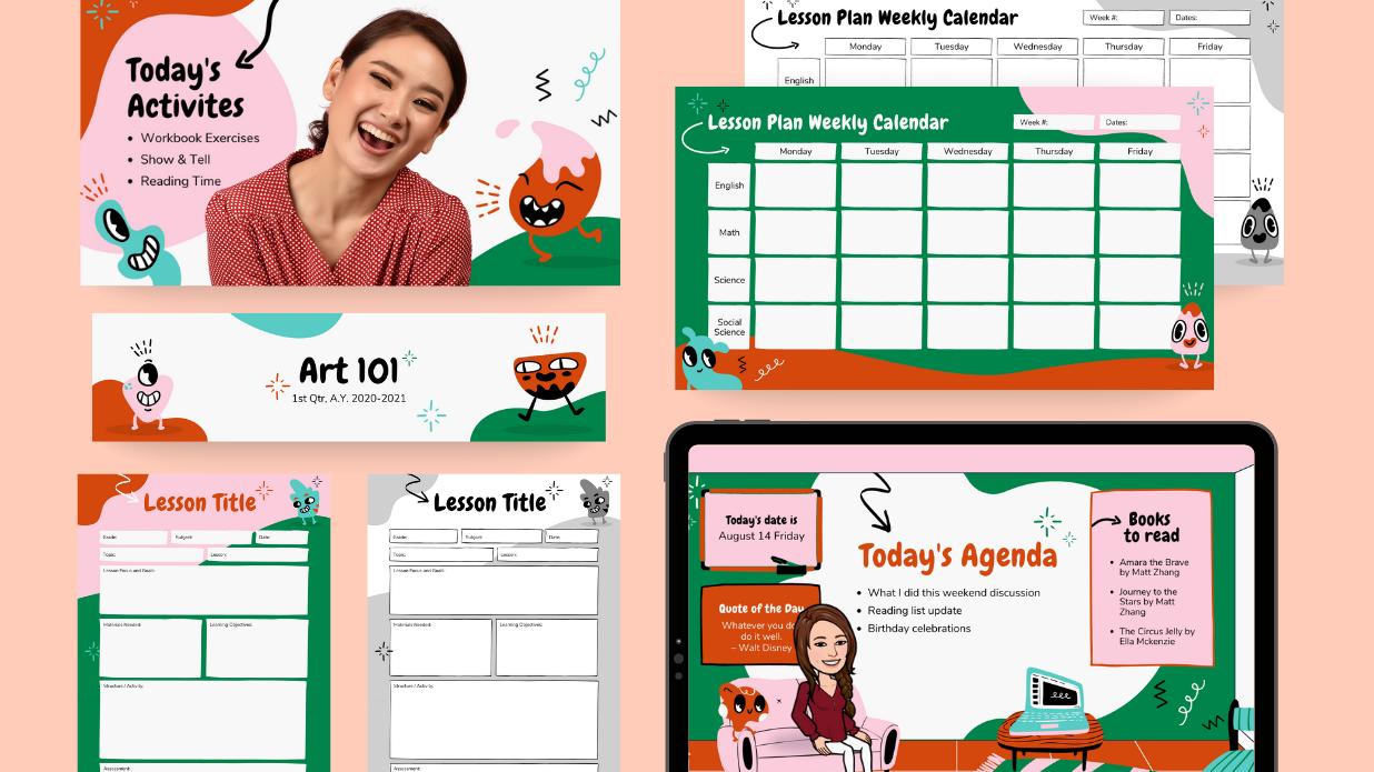 Filipino Teachers Talk About How Canva Helped Them Prepare for Distance Learning