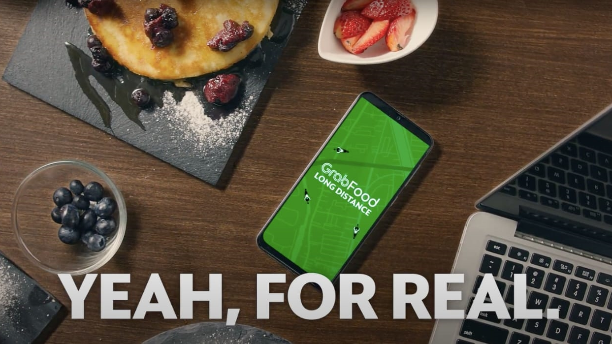 Heads up, Foodies! You Can Now Enjoy GrabFood's Long Distance Feature!