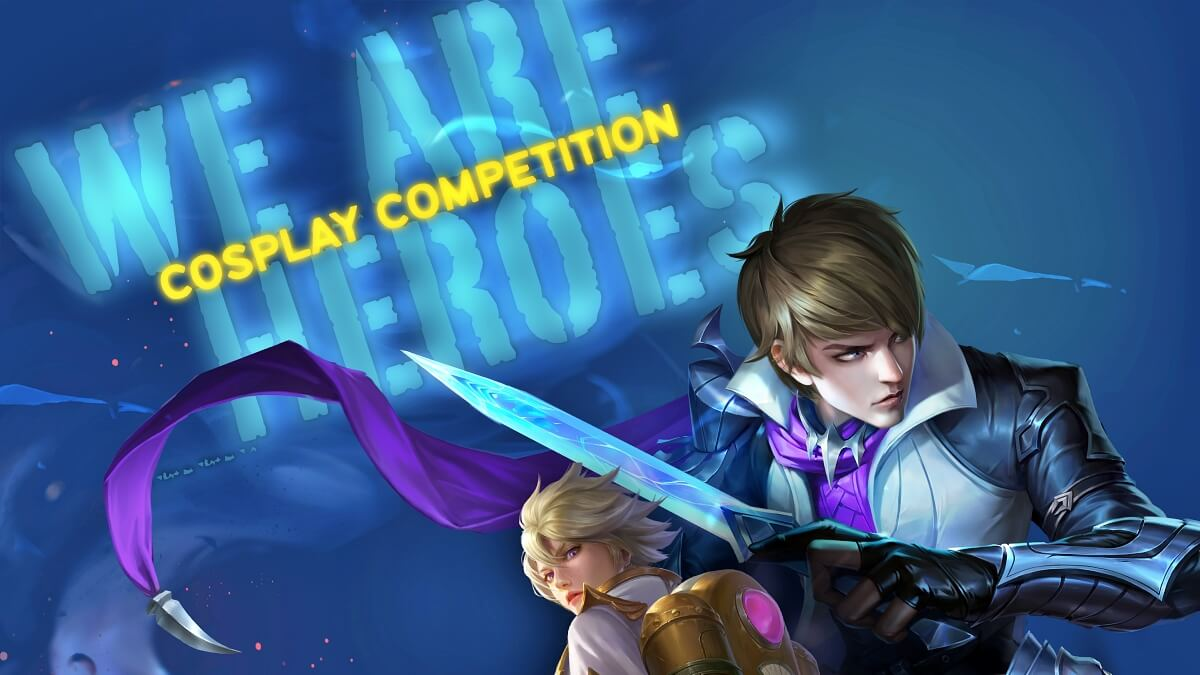 Join This 'Mobile Legends' Cosplay Contest and Get a Chance to Win 10k Diamonds