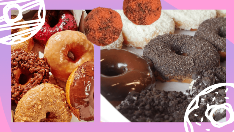 GUIDE: 15 Places in Metro Manila to Order Doughnuts for Pickup & Delivery
