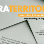 Instituto Cervantes to Hold Literature Webinar 'Extraterritorial'