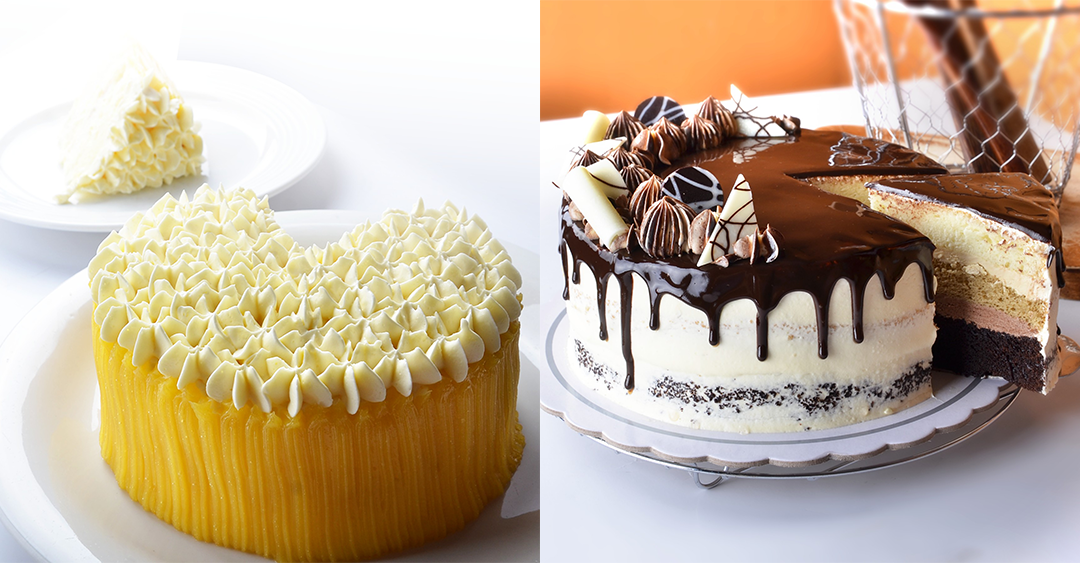 Celebrate Cake Day Everyday With Max's Corner Bakery's Newest Cake Flavors