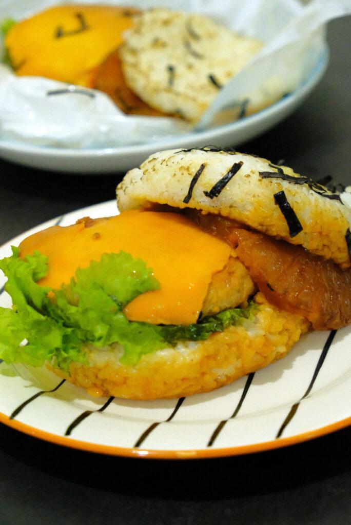 Accepting Pre-orders for Musubi-Rush Burger