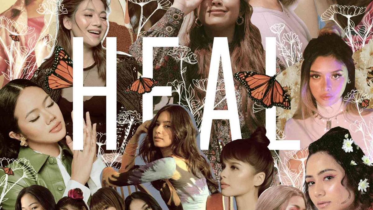 All-Female SEA Artists Unite for ABS-CBN's 'HEAL' Project