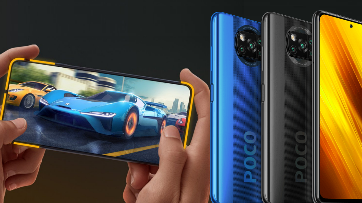 The New POCO X3 NFC is a Gaming Champ in the Mid-Range Market