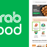 GrabFood Long Distance Delivery