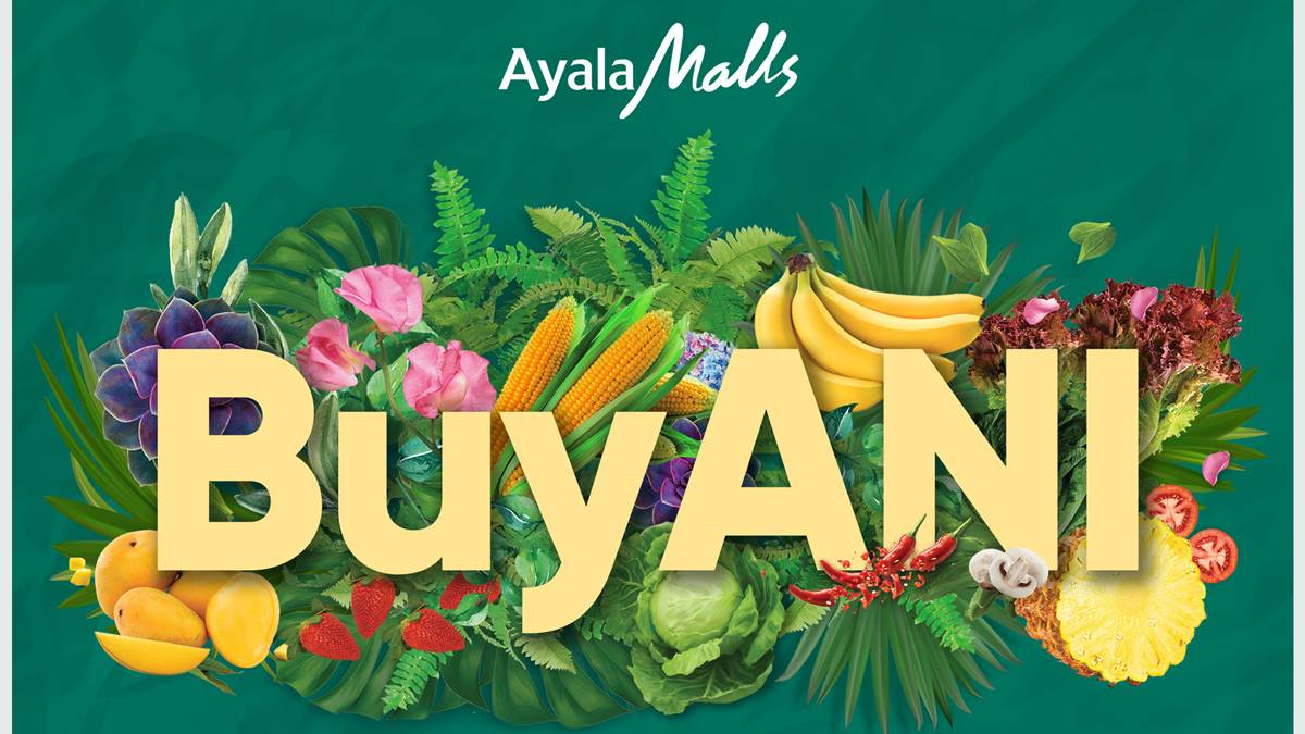 Be A BuyANI through Ayala Malls' Fresh Produce Market