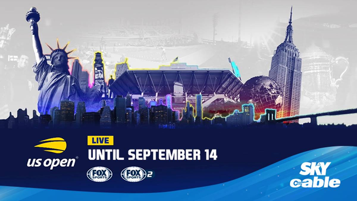 Witness The Return Of Grand Slam Action on FOX Sports via Skycable