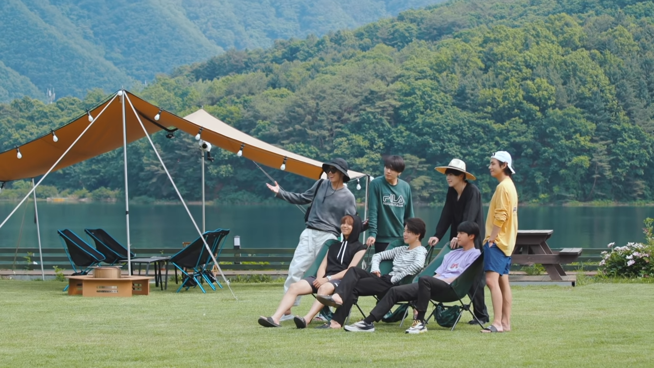 You Can Still Catch Up On BTS' Latest Travel Show, 'In the Soop'!