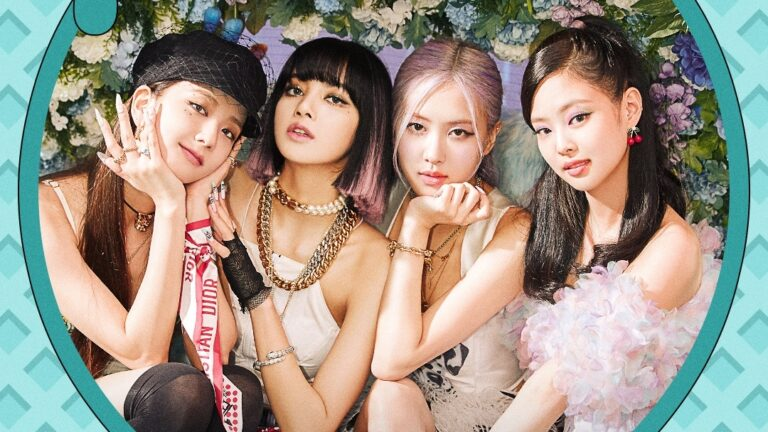 Blackpink for Blackpink: Light Up the Sky