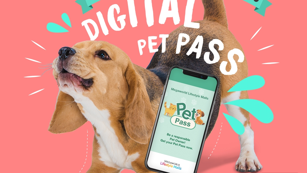 Megaworld Lifestyle Malls Introduces Digital Pet Pass System