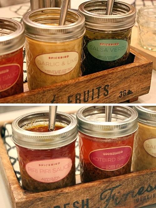 Spicebird's Signature Sauces