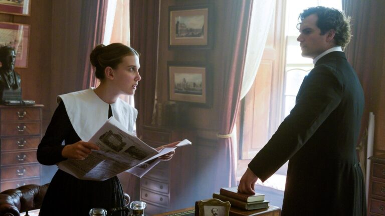 Netflix's 'Enola Holmes' Puts a Fun, Energetic Twist to a Sherlock Holmes Adventure