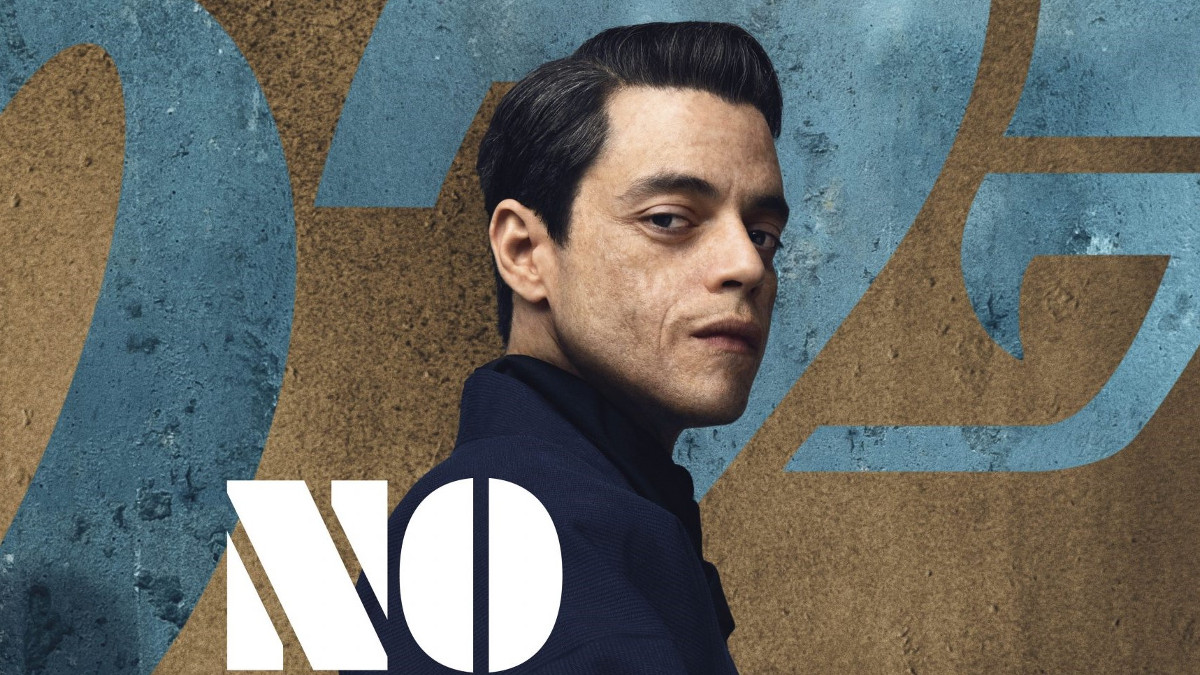 Rami Malek is Safin in the Newest 'No Time To Die' Featurette
