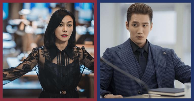 Favorite K-Drama Kontrabidas: Park Haeng Ja, Jang Geun Won