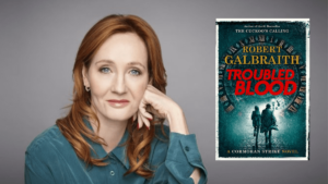 'Harry Potter' Author JK Rowling Receives Backlash for Her New Book 'Troubled Blood'