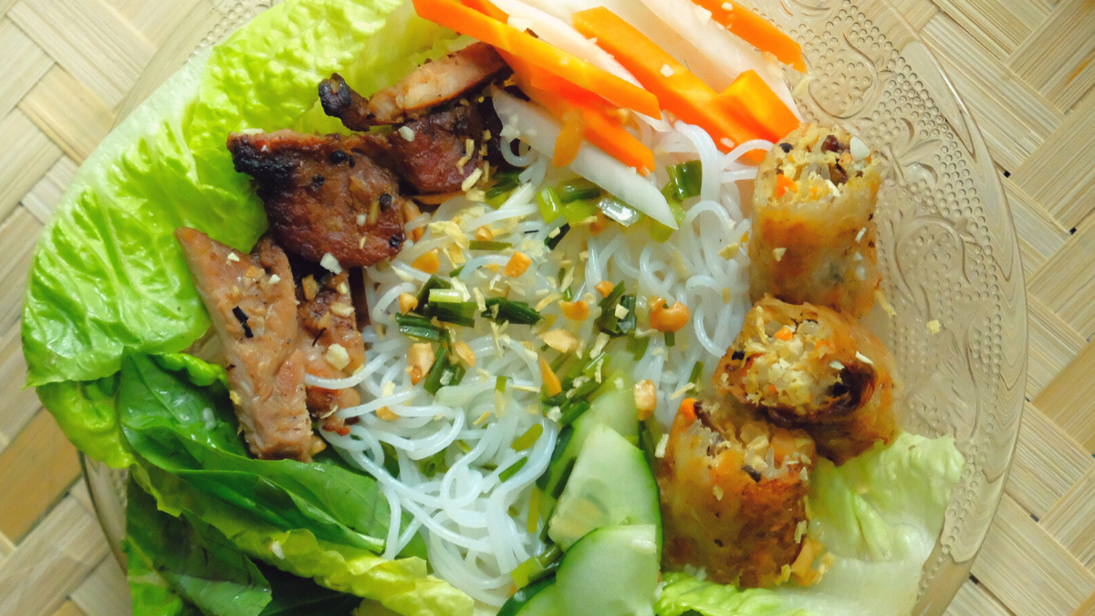 Eat Of The Week: Fresh Vermicelli Noodle Bowls for a Taste of Vietnam at Home