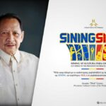 CCP Office of the President Launches Virtual Outreach Program 'Sining Sigla'