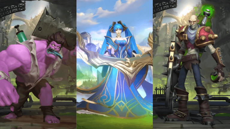 'League of Legends: Wild Rift' Adds 6 New Champions ...
