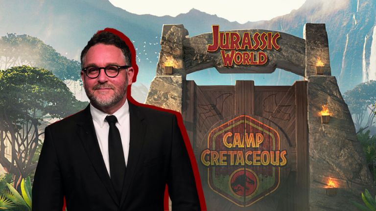 Colin Trevorrow Jurassic World Camp Cretaceous