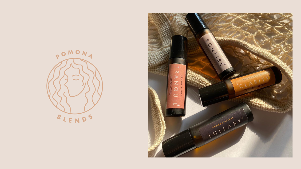 Instagram Finds: Relaxing and Therapeutic Essential Oil Blends from Pomona Blends