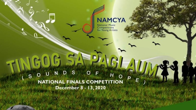 NAMCYA 2020 Announces Schedules for Finals & Online Workshop