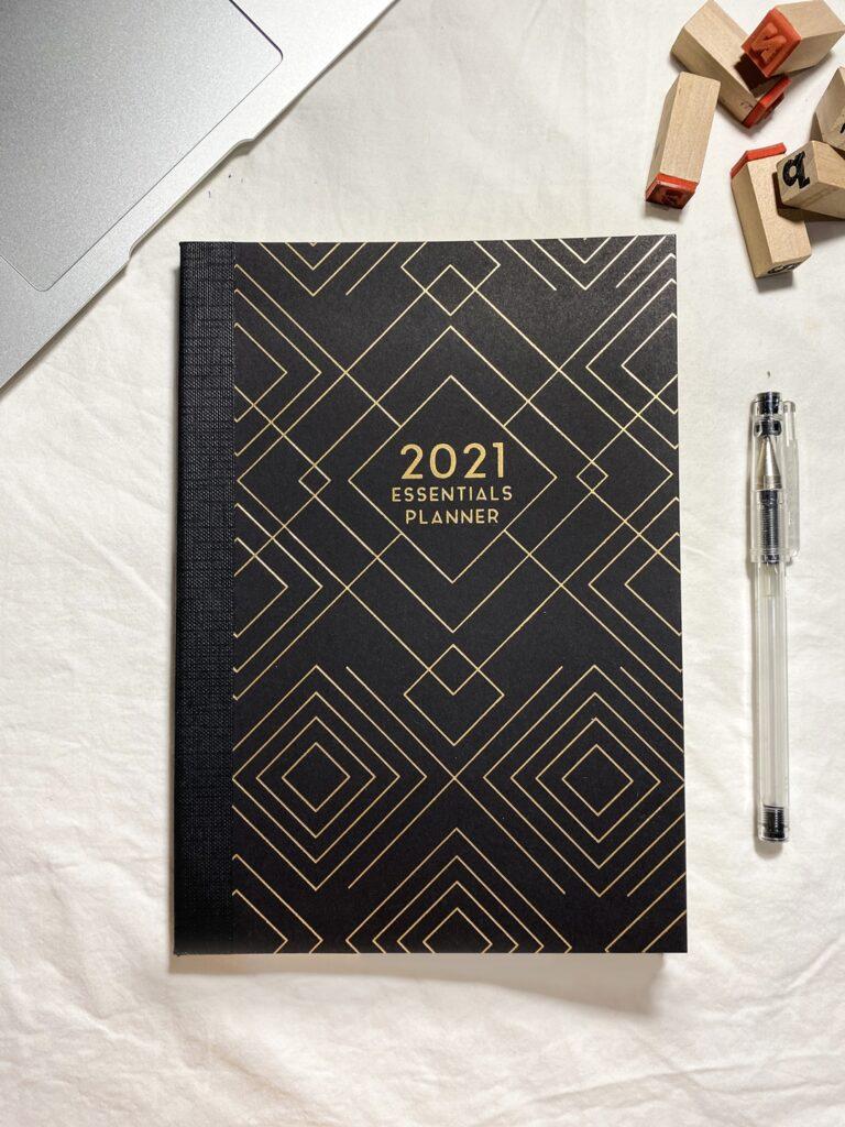 2021 Essentials Planner