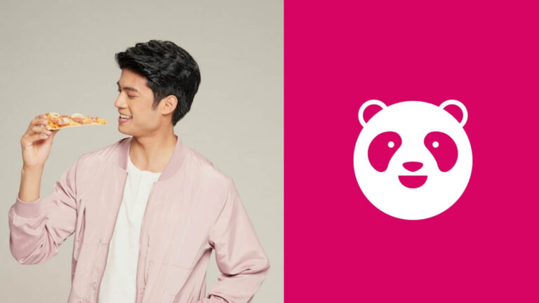 Mikael Daez Levels Up His Food Game with foodpanda