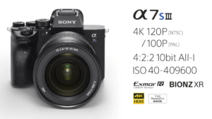 Highly Anticipated Sony Camera Alpha 7S III is Now Available for Pre-Order