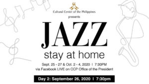 CCP to Hold Online Music Festival for Jazz Fans
