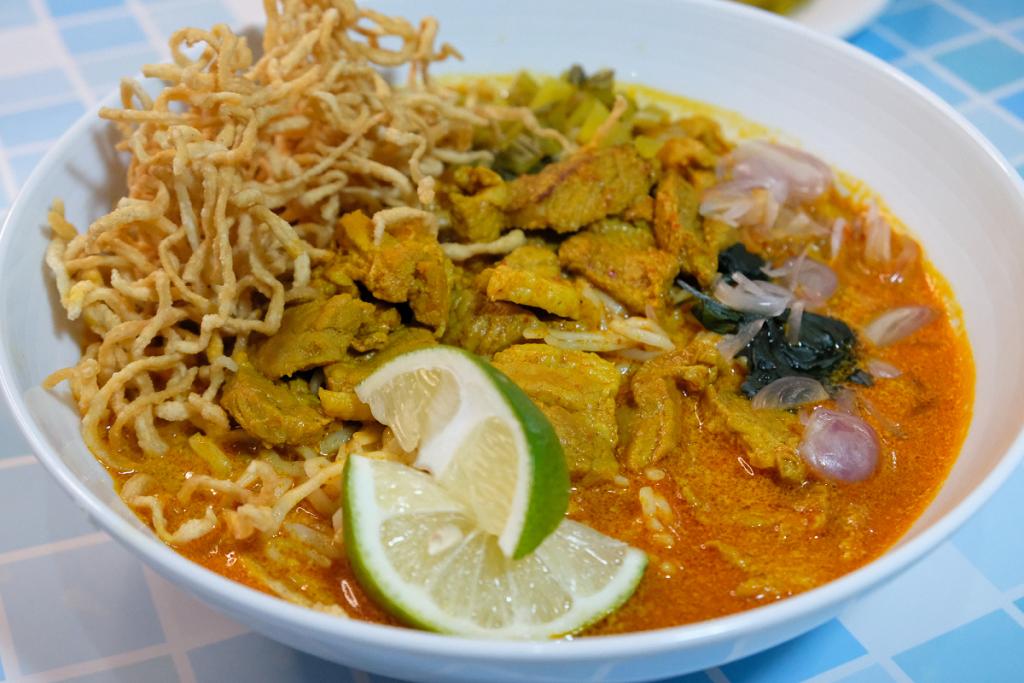 Khao Soi Moo DIY Thai Noodle Kit by Samyan