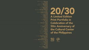 CCP Announces Limited Edition Print Portfolio for 50th Anniversary Closing