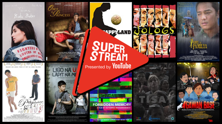 Cinema One Star Cinema YouTube Super Stream