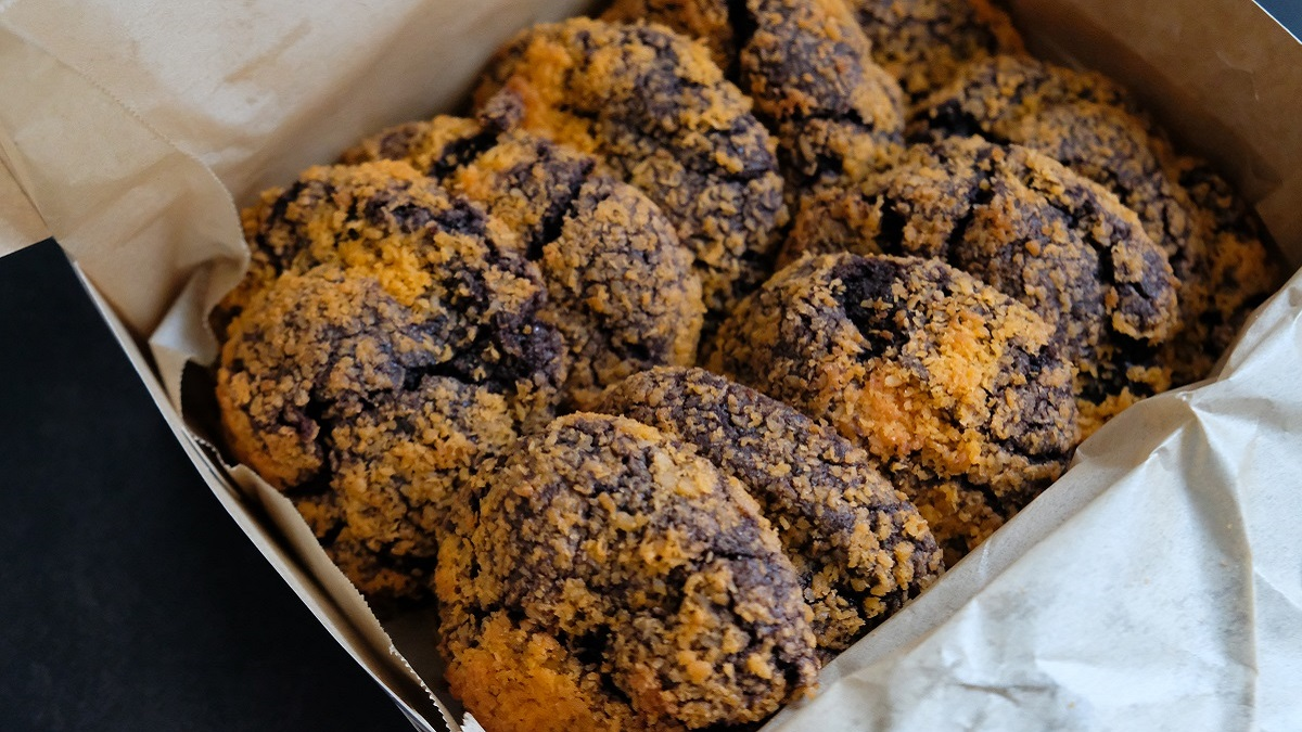 Eat Of The Week: Choco Butternut Crinkles Inspired by Your Favorite Munchkin