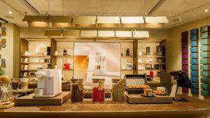 Nespresso Boutique Concept