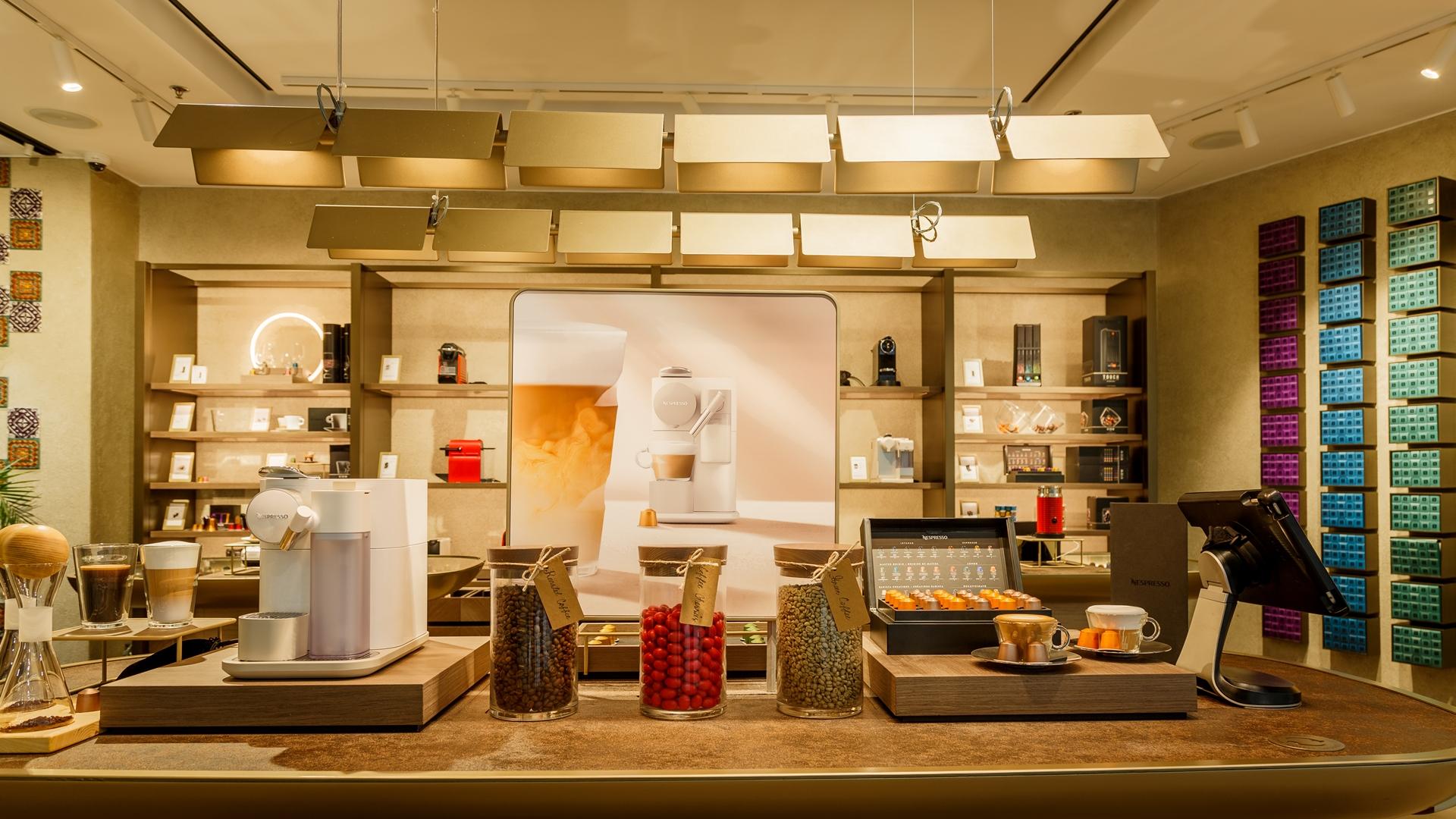 Nespresso Opens New Boutique Concept at The Podium