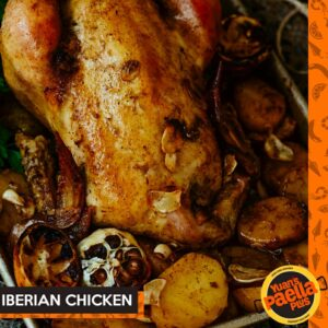 Yuan's Iberian Chicken