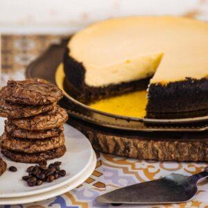 Jo's Classic Oreo Cheesecake