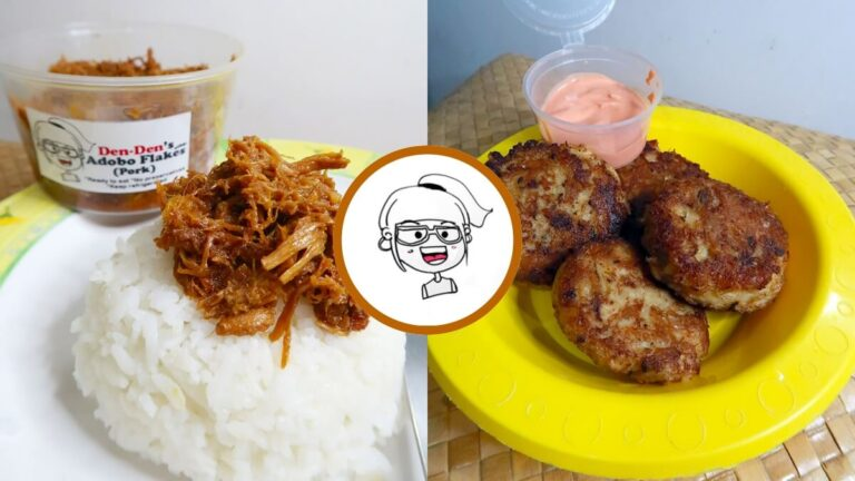 Merchant Spotlight: Dine in an Instant with 'Den-den's Adobo Flakes'