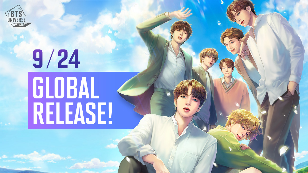 ARMY, You Can Finally Play BTS' Newest Game, 'BTS Universe'