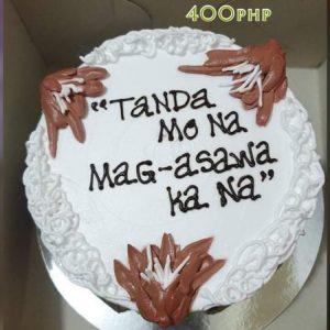 Happy Cakes' Minimalist Cakes