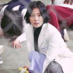 Jung Yu Mi as Ahn Eun Young in The School Nurse Files