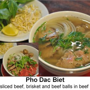 Pho Dac Biet