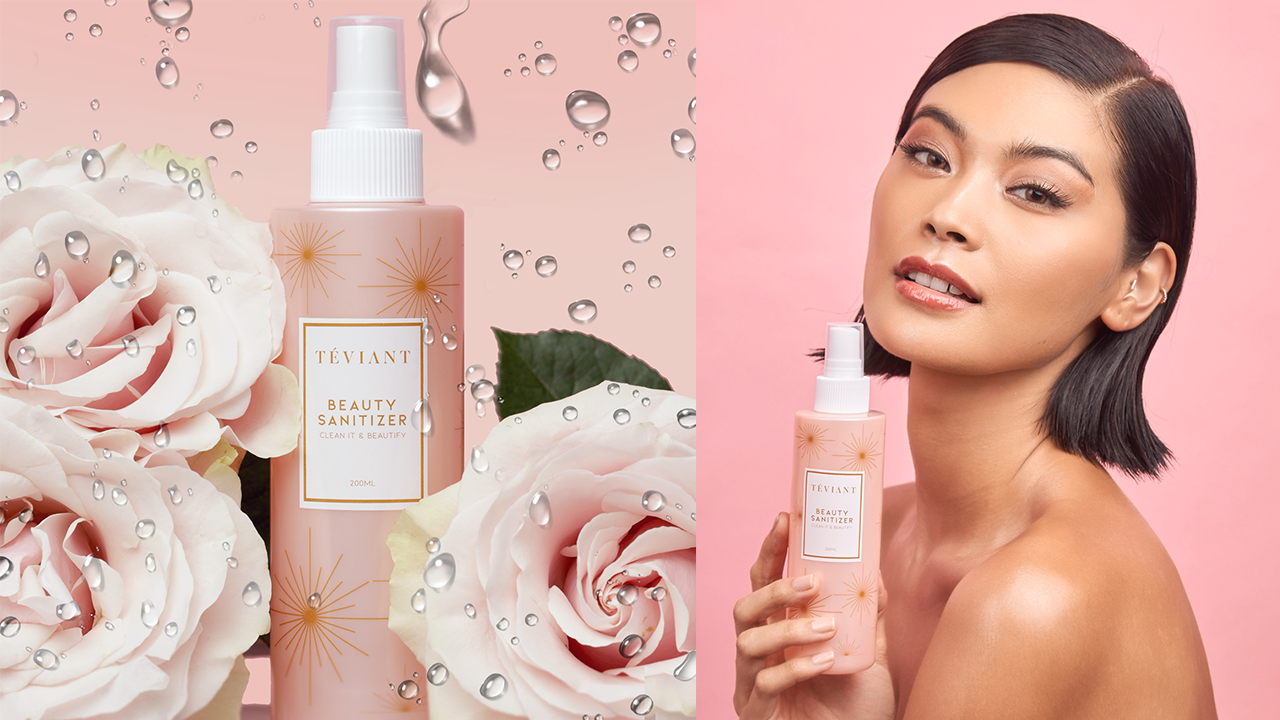 Teviant's New Beauty Sanitizer is Your New Go-To Product When Disinfecting Your Beauty Tools