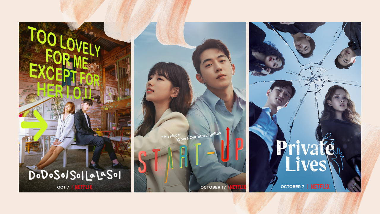 These K-Dramas are Coming To Netflix This October