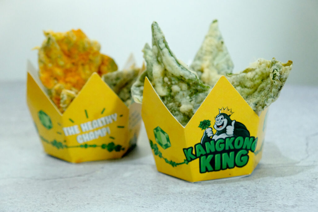 Kangkong King's Kangkong Chips